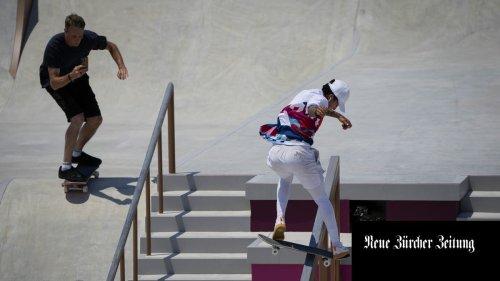 Skateboarden und Surfen sollen Olympia verjüngen. Ihre Botschafter sind die alternden Stars Tony Hawk und Robby Naish