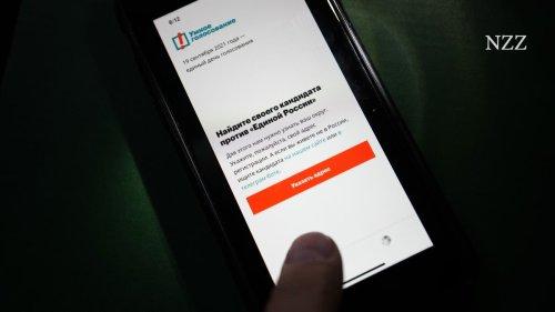 Russland schottet sein Internet ab – und macht Apple und Google das Leben schwer