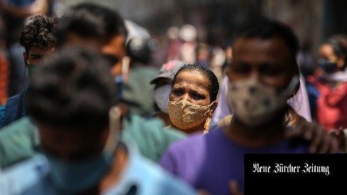 Indien hat eine neue Corona-Mutation – und braucht den Impfstoff nun selber