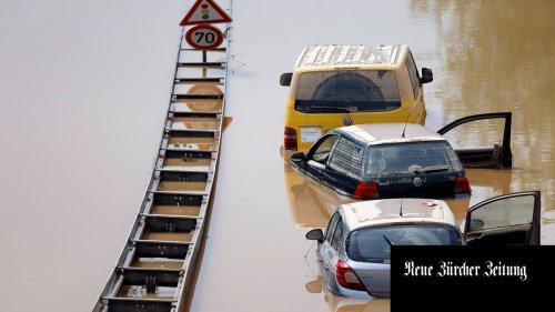 Die billigste Ausrede nach dem Hochwasser: Der Klimawandel ist an allem schuld