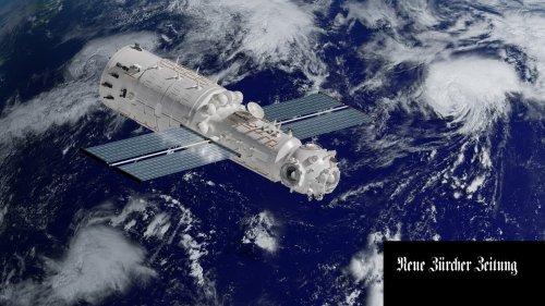 Die chinesische Raumstation verspricht «himmlische Harmonie». Doch sie ist ein Machtinstrument