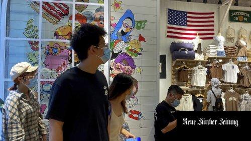 Streit um Hongkong: China verhängt Sanktionen gegen US-Vertreter