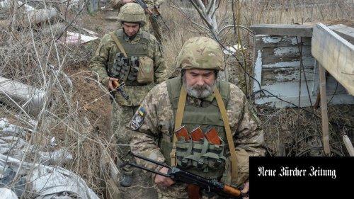 G-7 zutiefst besorgt über russischen Truppenaufbau an der Grenze zur Ukraine