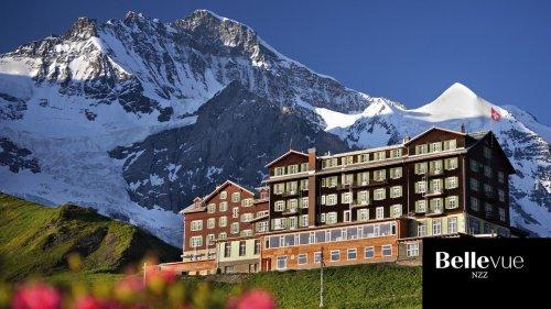 Wandern in der Schweiz: Diese 10 Unterkünfte sind ideale Ausgangspunkte