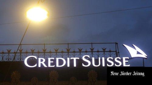 Credit Suisse holt Risikochef von Goldman Sachs +++ Lindt & Sprüngli holt wieder auf – und weitere Wirtschaftsmeldungen