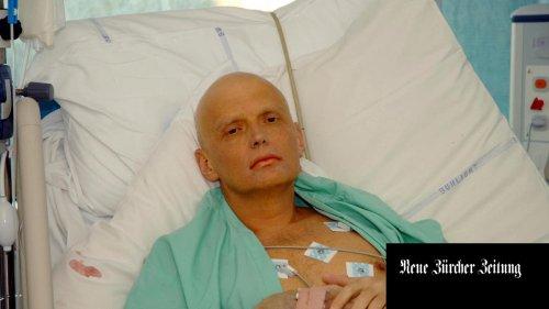 Europäische Richter bestätigen Russlands Schuld am Giftanschlag auf Kreml-Kritiker Alexander Litwinenko