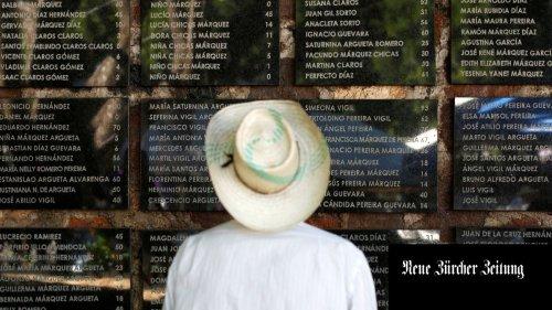Was ein amerikanischer Militärberater mit El Mozote zu tun hat, dem grössten Massaker in der neueren Geschichte Lateinamerikas