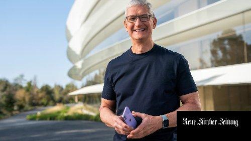 Neuer iMac, neues iPad: Apple setzt ganz auf den firmeneigenen M1-Chip