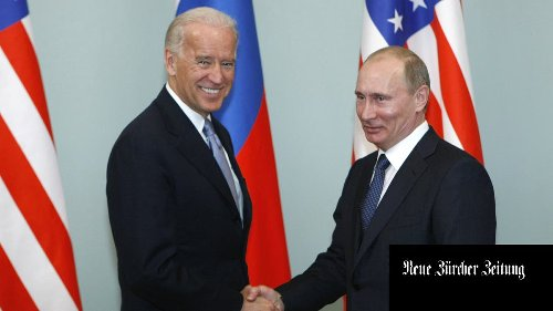 Die Schweiz bietet sich als Gastgeberin für ein Gipfeltreffen zwischen Biden und Putin an