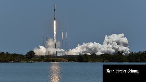 Auftrag im Wert von 2,9 Milliarden Dollar: SpaceX soll für die Nasa das erste kommerzielle Mondlandegerät entwickeln