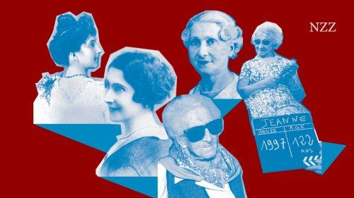 Jeanne Calment: Die bisher älteste Frau der Welt