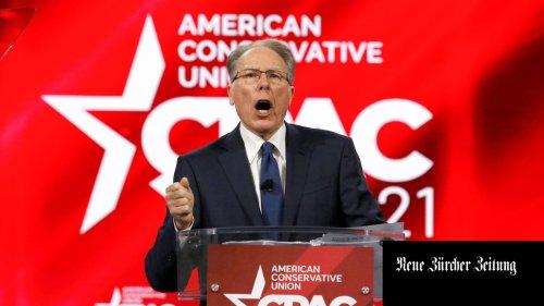 Nun steht die amerikanische Waffenlobby erst recht mit dem Rücken zur Wand