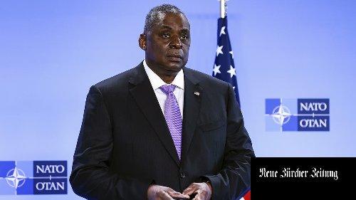 Pentagon-Chef Lloyd Austin warnt vor Sicherheitsrisiken durch Klimawandel