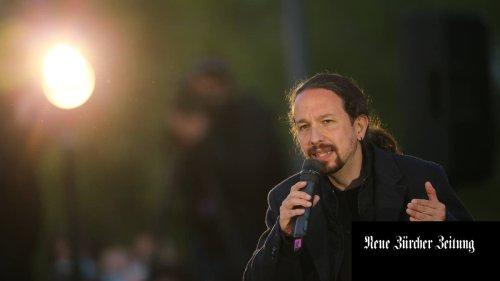 Der Wandel des linken Hoffnungsträgers: Pablo Iglesias lässt die Genossen im Stich