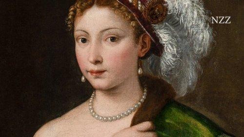 Immer wieder diese verführerischen Haare: Können Frauen wirklich so schön sein, wie sie Tizian gemalt hat?
