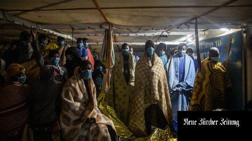 Migrationskrise: Neues Flüchtlingsrettungsschiff «Sea-Eye 4» nimmt Einsatz auf