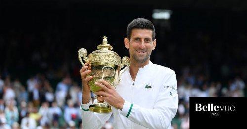 Novak Djokovic, der Mode-Spiesser unter den Tennisspielern