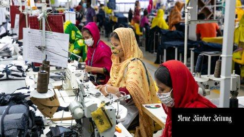 Gewerkschaft warnt vor Verschlechterung in Modefabriken Bangladeshs