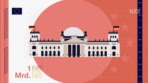Der Deutsche Bundestag könnte bald eine Milliarde Euro kosten – und damit doppelt so viel wie im Jahr 2005