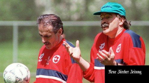 Vor 25 Jahren brach im Schweizer Fussball mit Artur Jorge der Ausnahmezustand aus