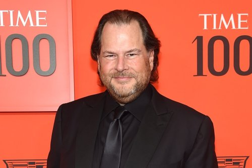Salesforce's Marc Benioff Reveals Ownership in SpaceX, Other Space Startups