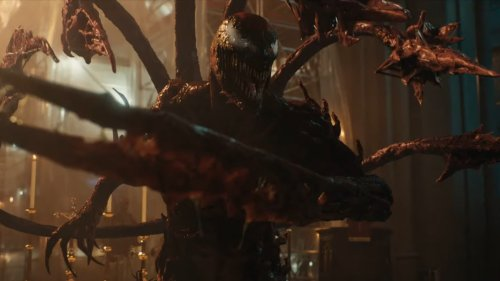"""The 'Venom: Let There Be Carnage' Trailer Is Here for Blood and """"Snacking on Bad Guys"""""""