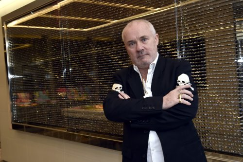 Damien Hirst, the Richest Artist in the UK, Laid Off 63 Employees Last October