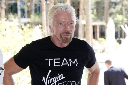 Richard Branson Doubles Down On SPAC Boom With Another Virgin Space Company