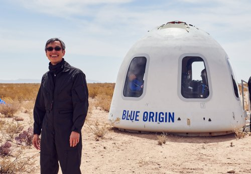 Blue Origin To Begin Selling Space Rides—Here's How Much They Will Cost