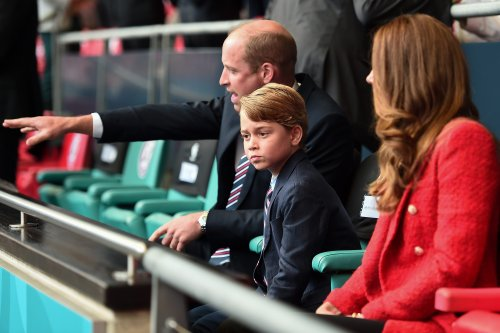 Why Prince William and Kate Aren't Sending Prince George to Boarding School Just Yet