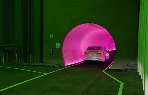 Elon Musk's Vegas Boring Tunnel Is a Disappointment, But Cities Are Eager to Have It