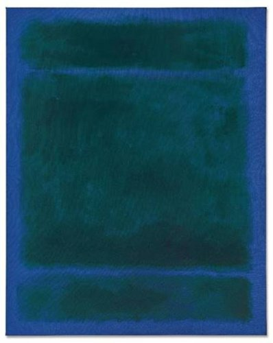 Christie's Upcoming 20th Century Evening Sale Features Rothko at His Most Depressed