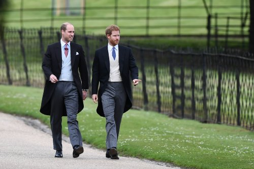 Prince William and Prince Harry Both Hope Their Relationship With Heal With Time