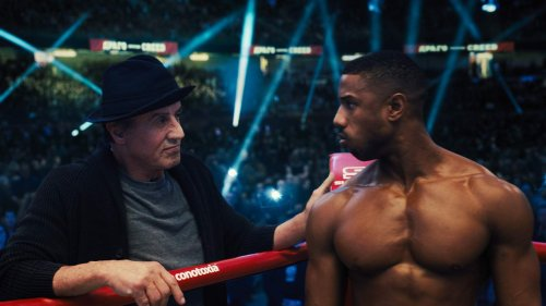 Michael B. Jordan on Why 'Creed III' Won't Feature Sylvester Stallone's Rocky