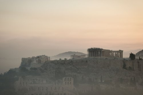 The Acropolis Is Being Shut Down Daily Amidst Wildfires and a Brutal Heat Wave