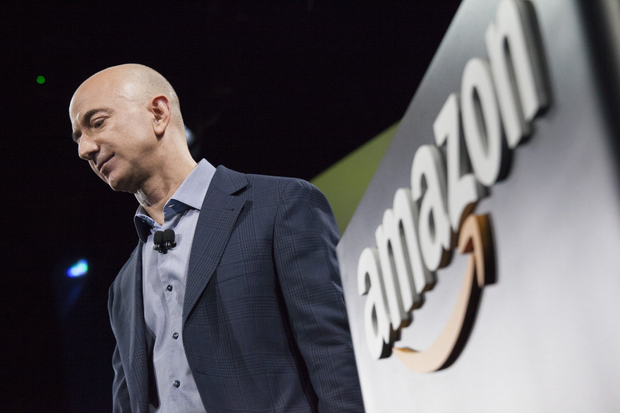 This Is What Jeff Bezos Did on His Last Day as Amazon CEO