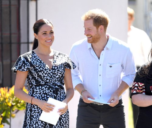 Prince Harry and Meghan Celebrated Mother's Day in the Sweetest Way