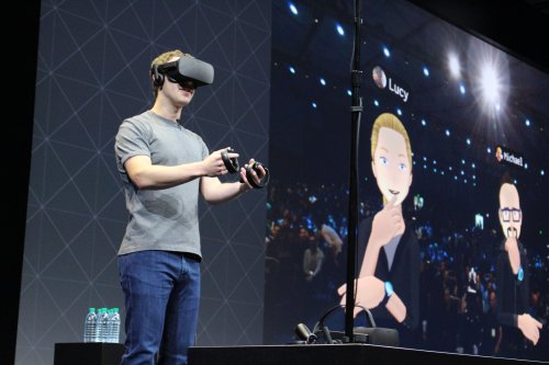 Facebook Enters 'Metaverse' in Full Force as AR/VR Chief Takes Over as CTO