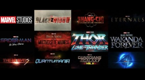 Here Are All the Marvel Movies and Shows Set for Release in Phase IV