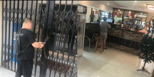 FG seals Chinese restaurant for refusing to serve Nigerians