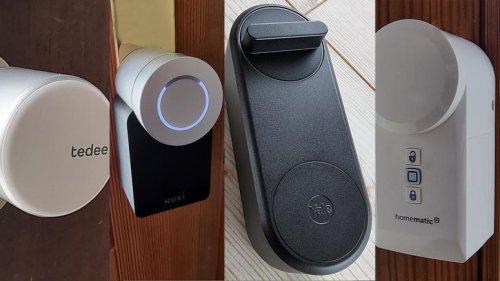 4 Smart Locks im Vergleich: Ohne Schlüssel sicher und bequem ins Haus kommen ab 150 Euro