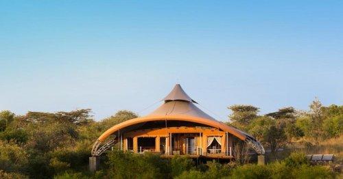 Richard Bransons Mahali Mzuri hotel in Kenya is now the best in the world