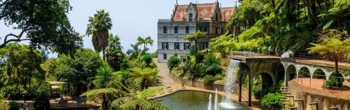 The Monte Palace Tropical Gardens