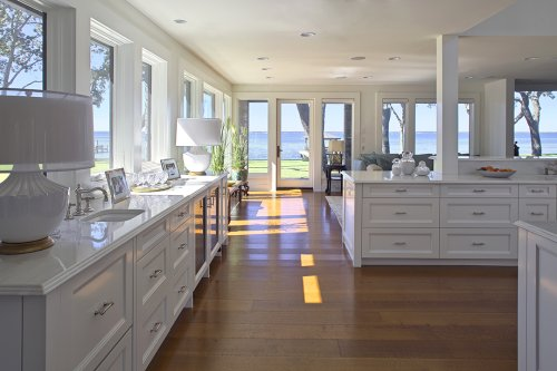 Wide Plank Flooring Puts Finishing Touch on Stunning Coastal Florida Home