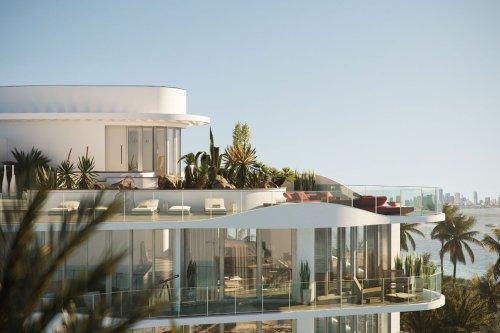 Onda Luxury Condominium Comes to Miami's Bay Harbor Islands