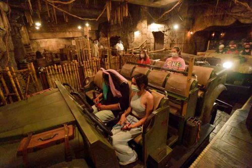 Disneyland tests virtual queue with Indiana Jones Adventure ride