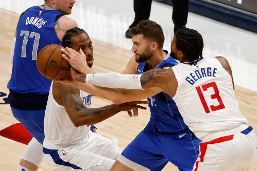 Clippers-Mavericks live updates: Game 7 of NBA first-round playoff series