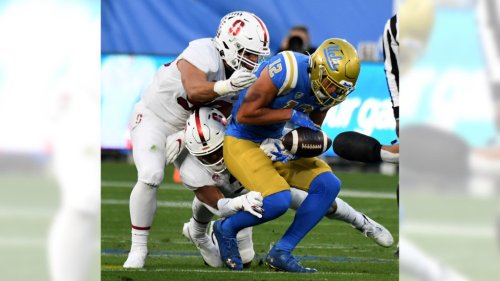 UCLA receivers ready for bigger impact on offense in 2021
