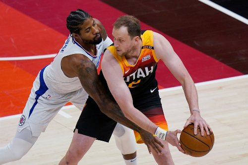 Clippers vs. Jazz live updates: Game 2 of NBA second-round playoff series