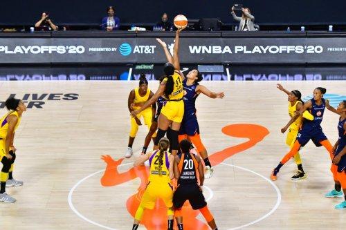 Sparks, WNBA celebrate 25th season and progress
